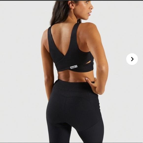 Gymshark true texture sports bra S